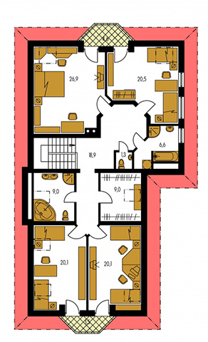 Rodinný dom Elegant 160