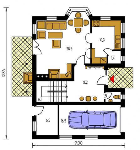 Rodinný dom Exclusiv 240