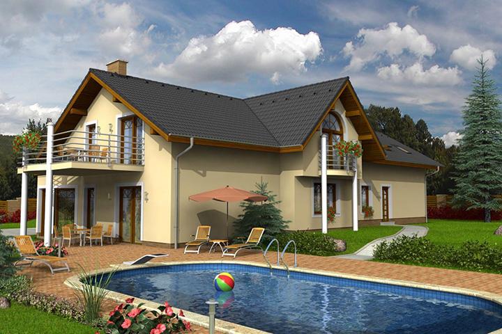 Rodinný dom Exclusiv 250
