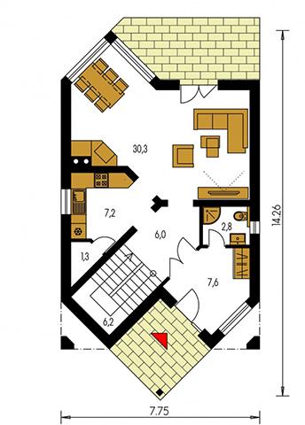 Rodinný dom Harmonia 30