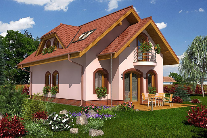 Rodinný dom Klassik 106