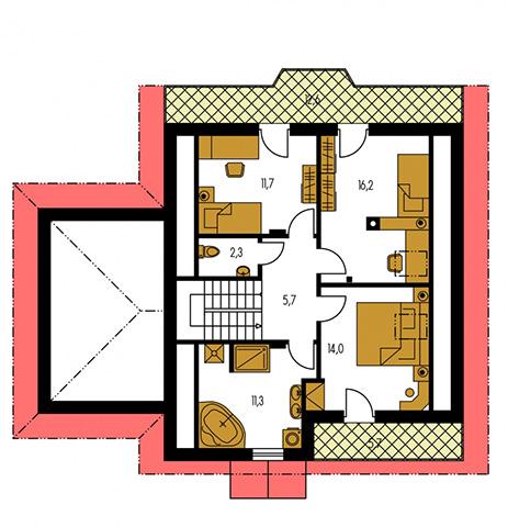 Rodinný dom Klassik 118
