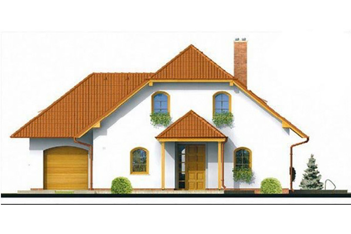 Rodinný dom Klassik 125 Brno