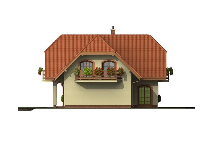 Rodinný dom Klassik 128