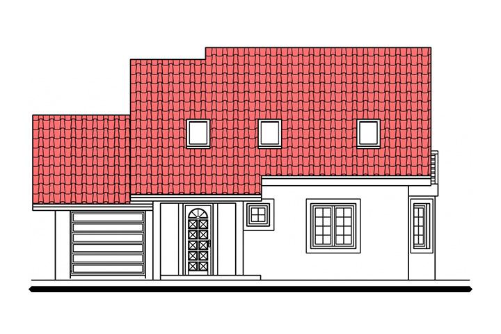 Rodinný dom Klassik 132
