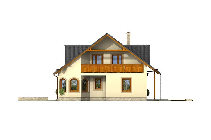 Rodinný dom Klassik 141