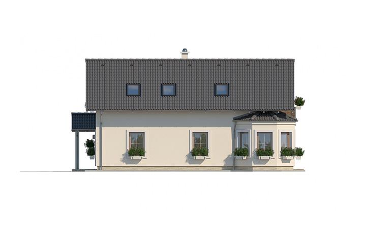 Rodinný dom Klassik 144