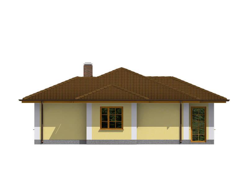 Rodinný dom Bungalov 074