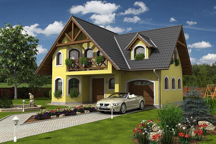 Rodinný dom Klassik 148