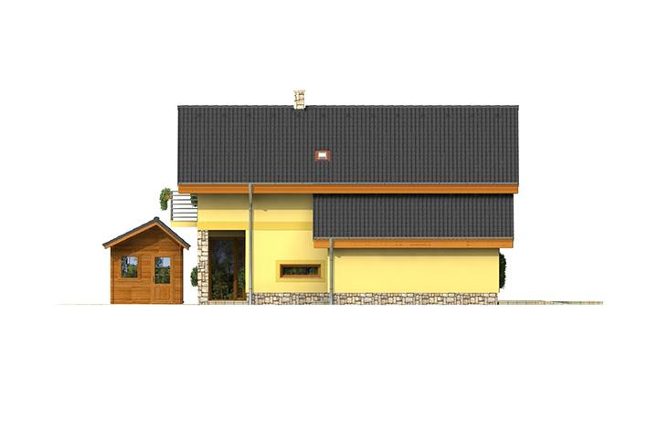 Rodinný dom Klassik 150