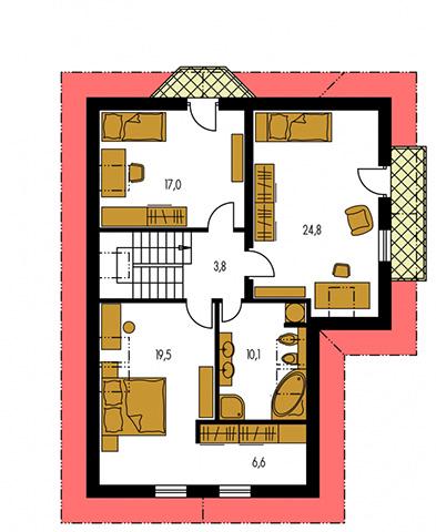 Rodinný dom Klassik 152