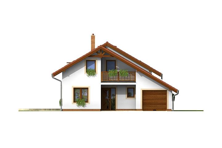 Rodinný dom Klassik 153