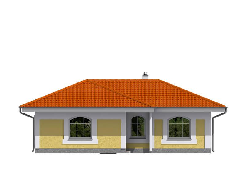 Rodinný dom Bungalov 072
