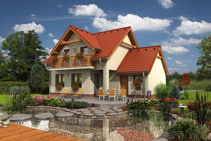 Rodinný dom Klassik 156