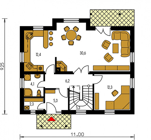 Rodinný dom Klassik 158