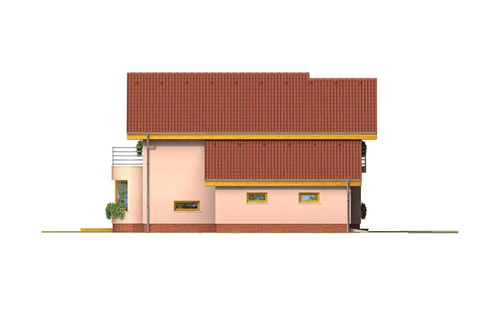 Rodinný dom Klassik 161