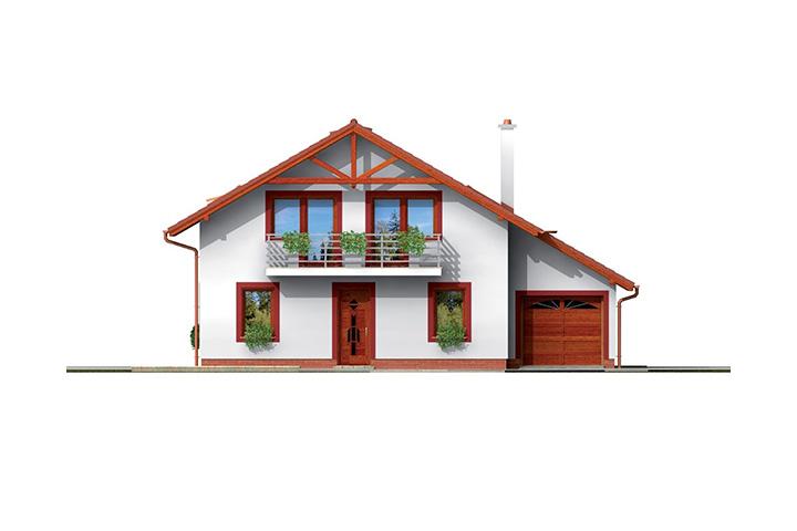 Rodinný dom Klassik 162