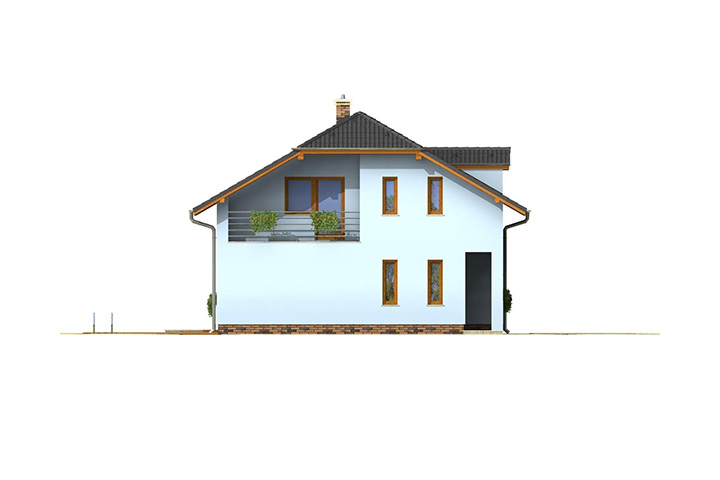 Rodinný dom Klassik 163