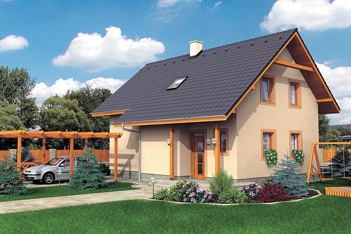 Rodinný dom Klassik 170