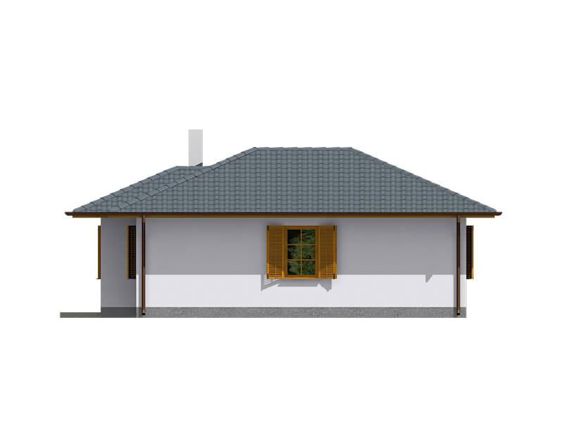 Rodinný dom Bungalov 070