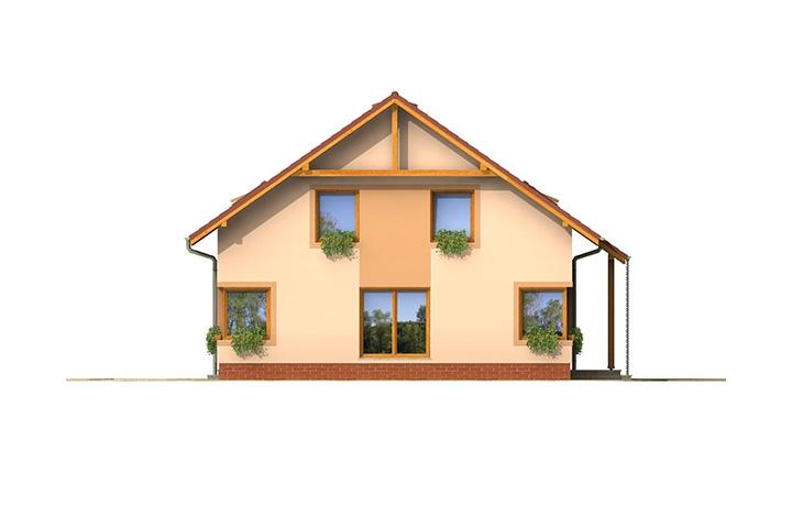 Rodinný dom Kompakt 36