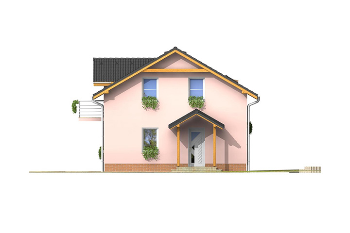 Rodinný dom Kompakt 39