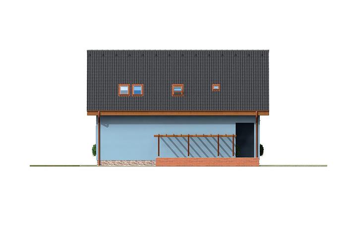 Rodinný dom Kompakt 41