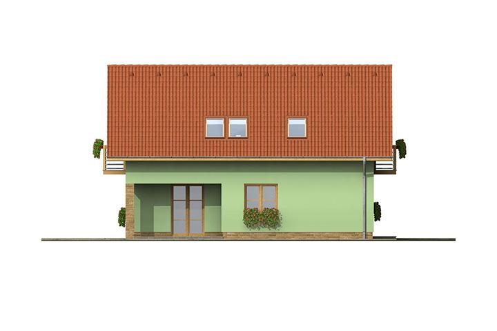 Rodinný dom Kompakt 43