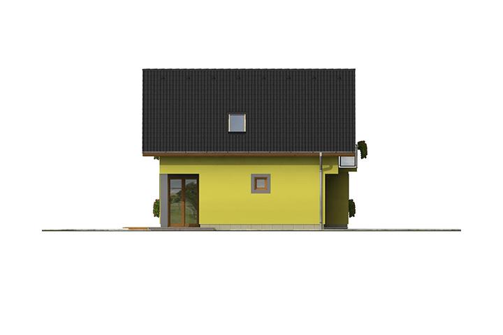 Rodinný dom Kompakt 44