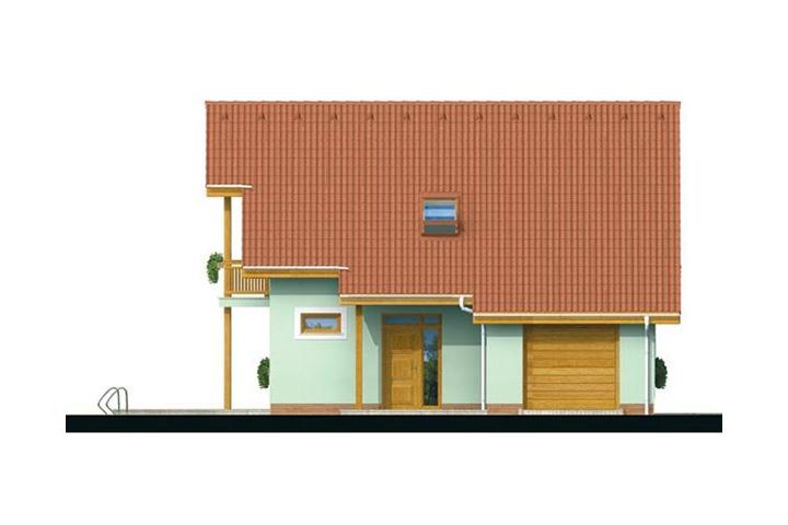 Rodinný dom Kompakt 47