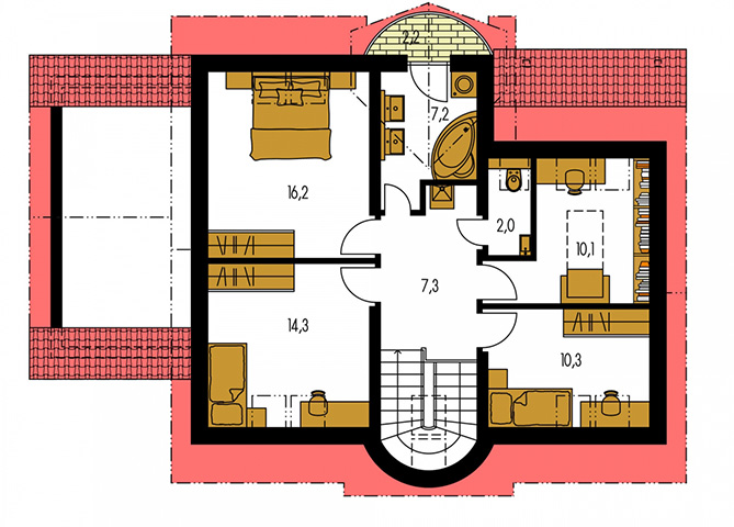 Rodinný dom Milenium 227