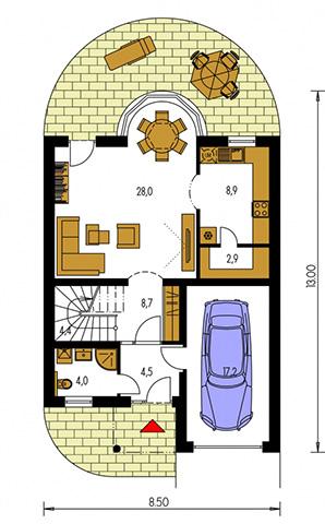 Rodinný dom Milenium 228