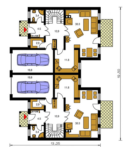 Rodinný dom Nova 222