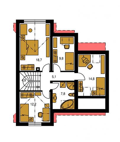 Rodinný dom Porto 21