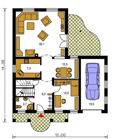 Rodinný dom Porto 29