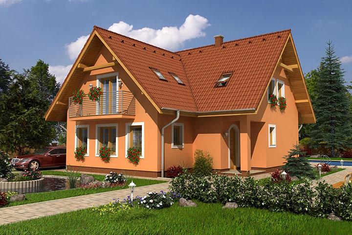 Rodinný dom Premier 58