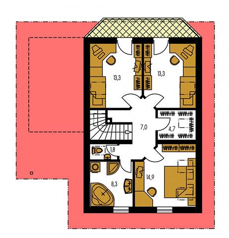 Rodinný dom Premier 92