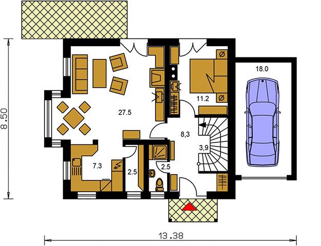 Rodinný dom Premier 93