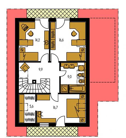 Rodinný dom Premier 97
