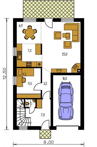 Rodinný dom Premier 99