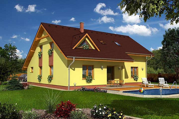 Rodinný dom Premier 100