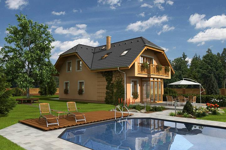Rodinný dom Premier 140