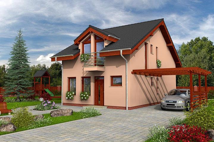 Rodinný dom Premier 152