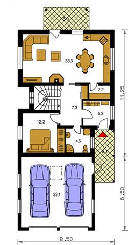 Rodinný dom Premier 154