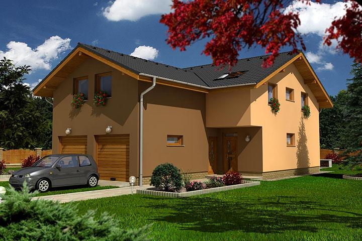 Rodinný dom Premier 157
