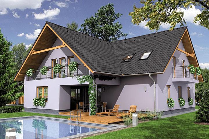 Rodinný dom Premier 158