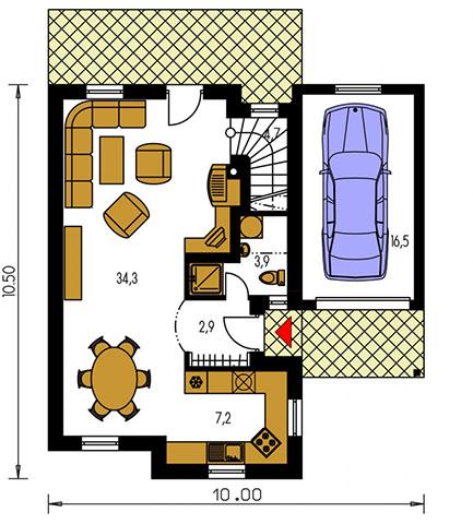 Rodinný dom Premier 161