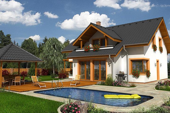 Rodinný dom Premier 176