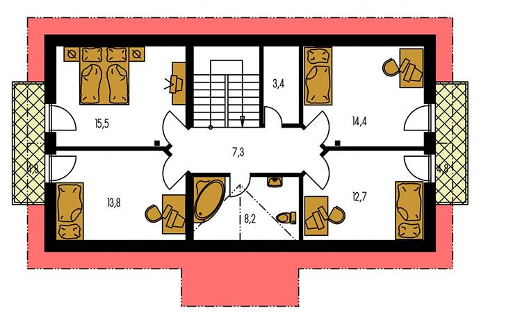 Rodinný dom Premier 181