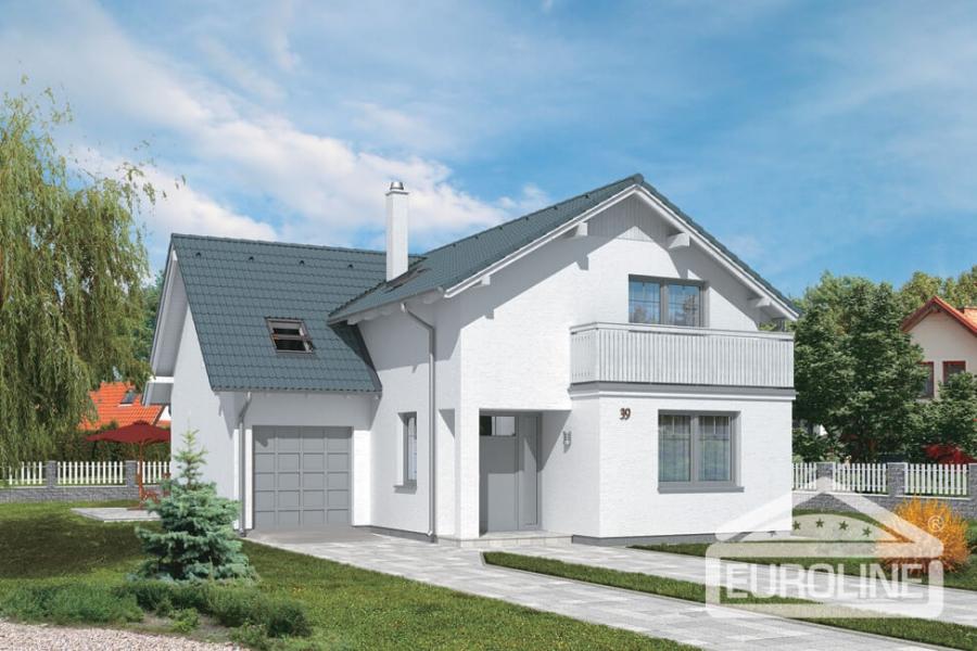 Rodinný Dom Aktual 039 Projekty Rodinných Domov Meconsk
